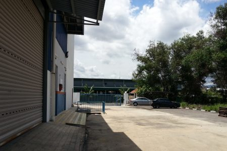 Beranang Semenyih   Detached factory
