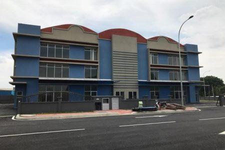 Deluxe Semi-D factory @ Bukit Angkat Kajang