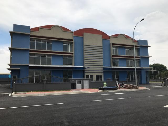 Deluxe Semi D Factory Bukit Angkat Kajang