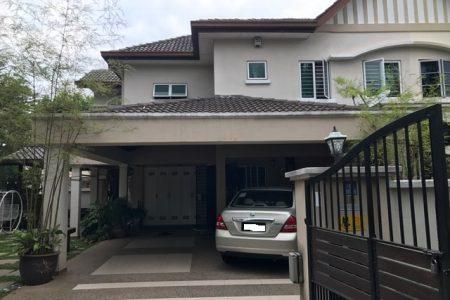 USJ 9, Corner Link House