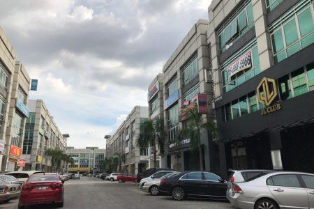 Shop for Rent Bandar Puteri Puchong