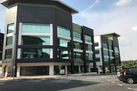Bandar Puchong Sierra office for rent