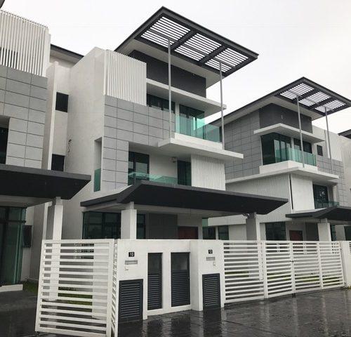 malaysiapropertys alamian kemuning semi-d house