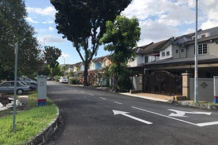Taman Puchong Utama @ Double Story House