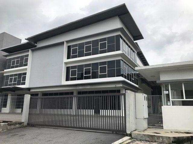 Bukit Serdang, Seri Kembangan | Semi-D Factory