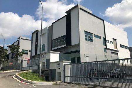 Semi-D Factory Bukit Serdang, Seri Kembangan