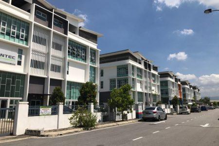 Kajang, Balakong Semi-D Factory   Warehouse