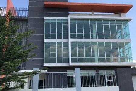 Kajang Selangor 3 Story Industrial Factory