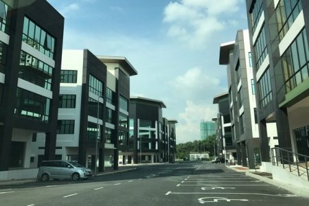Commercial shop and offices for sale puchong