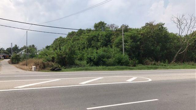 Jeram Kapar Roadside Land For Sale