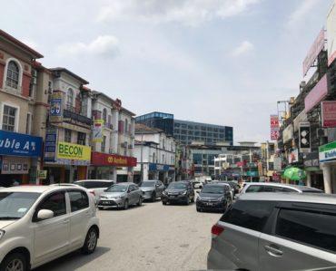 USJ Taipan Shop to let | Subang