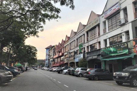 Bandar Sunway Tenanted Shop Office for sale