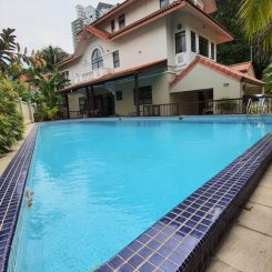 Mutiara Damansara Bungalow for rent