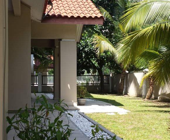 Bungalow for rent at Mutiara Damansara