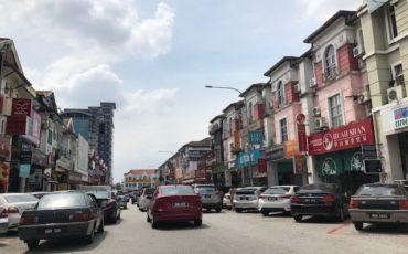 Shot to let USJ Subang Jaya