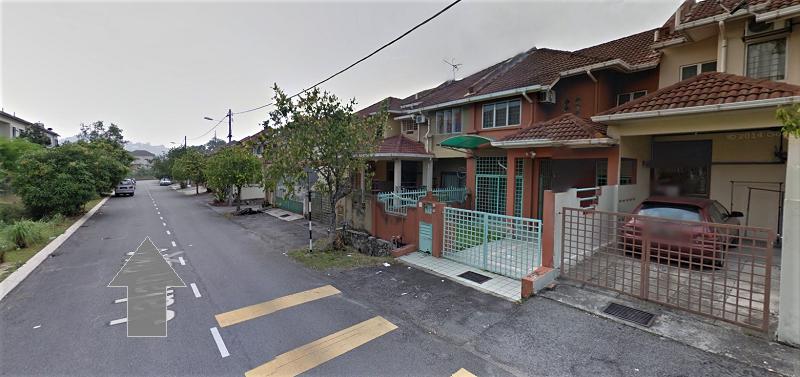 bandar kinrara terrace link house
