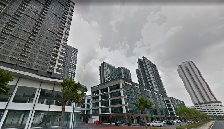 Conezion Residence – IOI resort city Putrajaya