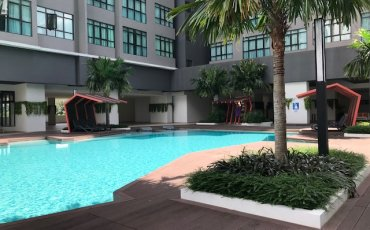Conezion Residence Putrajaya for rent and sale