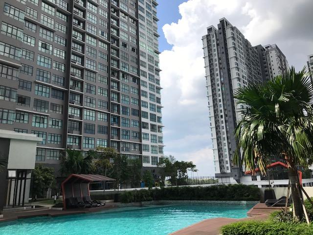 conezion serviced residence putrajaya resort city rent sale