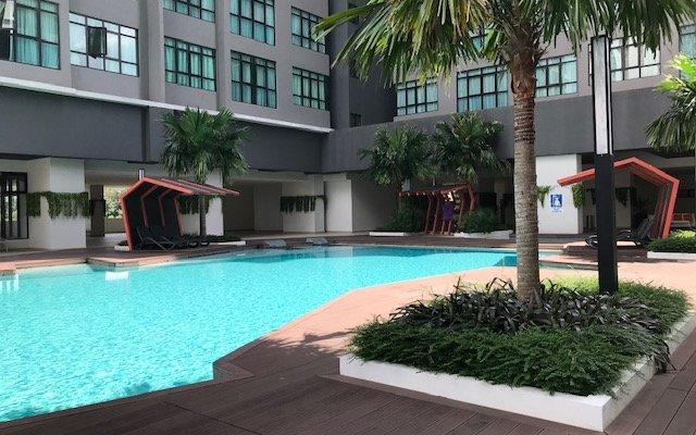 conezion residence ioi resort city putrajaya