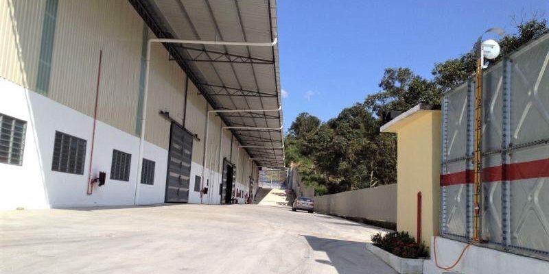 warehouse factory semenyih