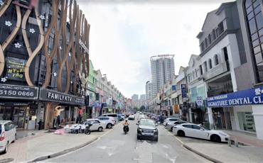 Kota Damansara Shop to let
