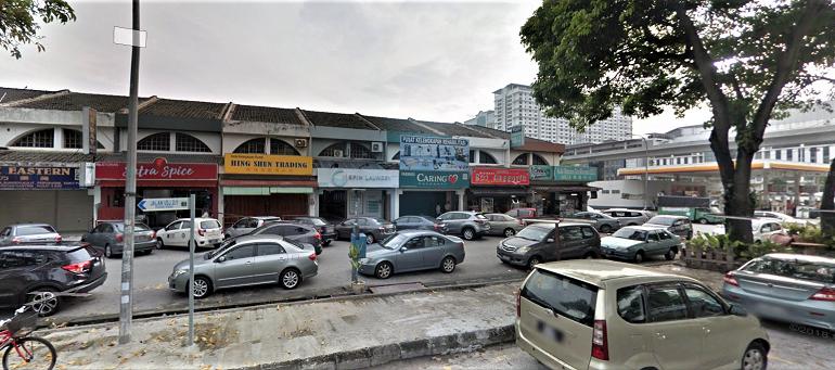 USJ 2, 4 Shot to let Subang Jaya Selangor