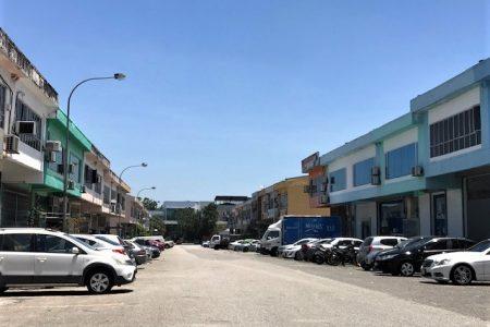 Puchong Kinrara – Selangor Link Factory For Sale
