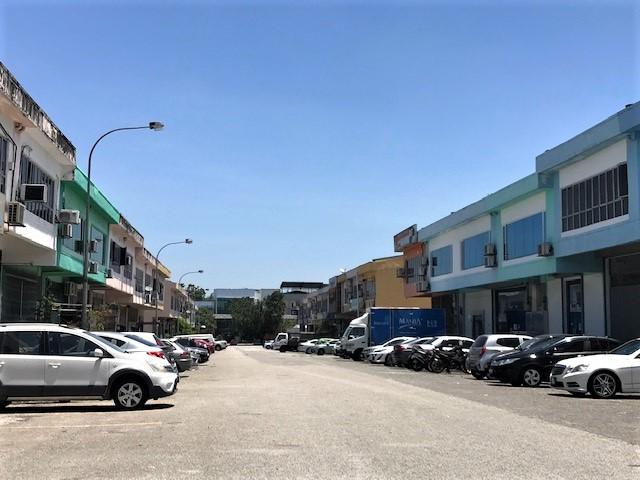 link factory for sale puchong selangor