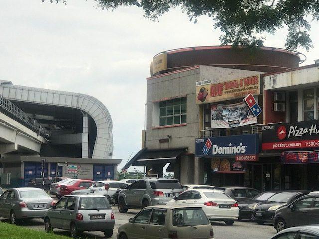 Shop Mahkota Putra, Putra Heights