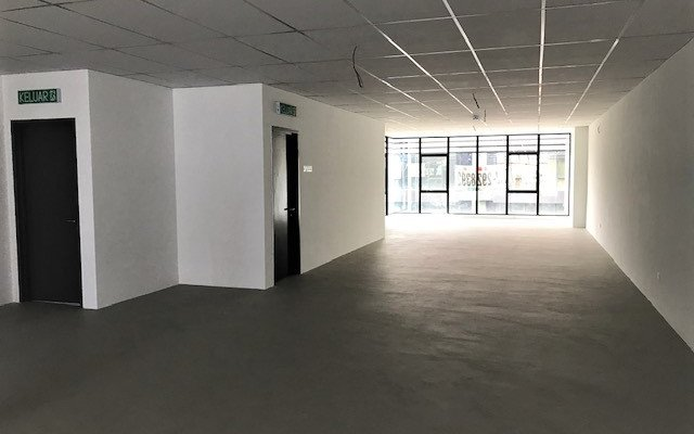 cheapest office for sale puchong
