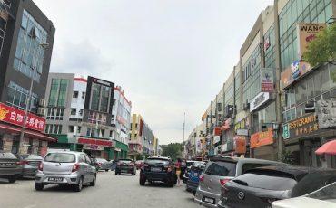 Shop for rent – Bandar Puteri Puchong